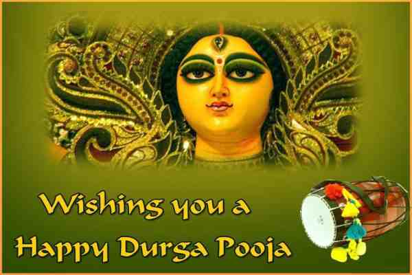 Happy Durga Puja Hd Wallpaper Free Download
