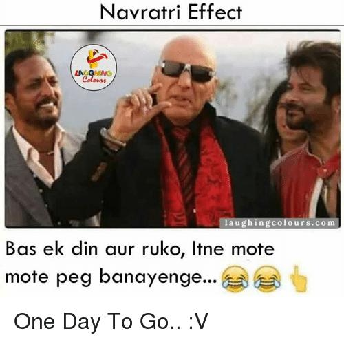 Happy Navratri Funny Pictures