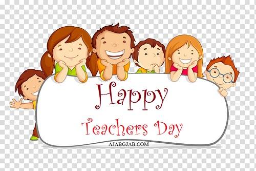 Happy Teachers Day Wallpaper For Kids