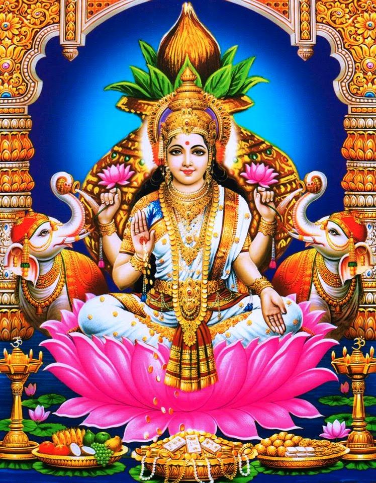 Latest Mahalakshmi Hd Wallpaper