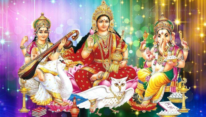Mahalakshmi Hd Cards For WhatsApp