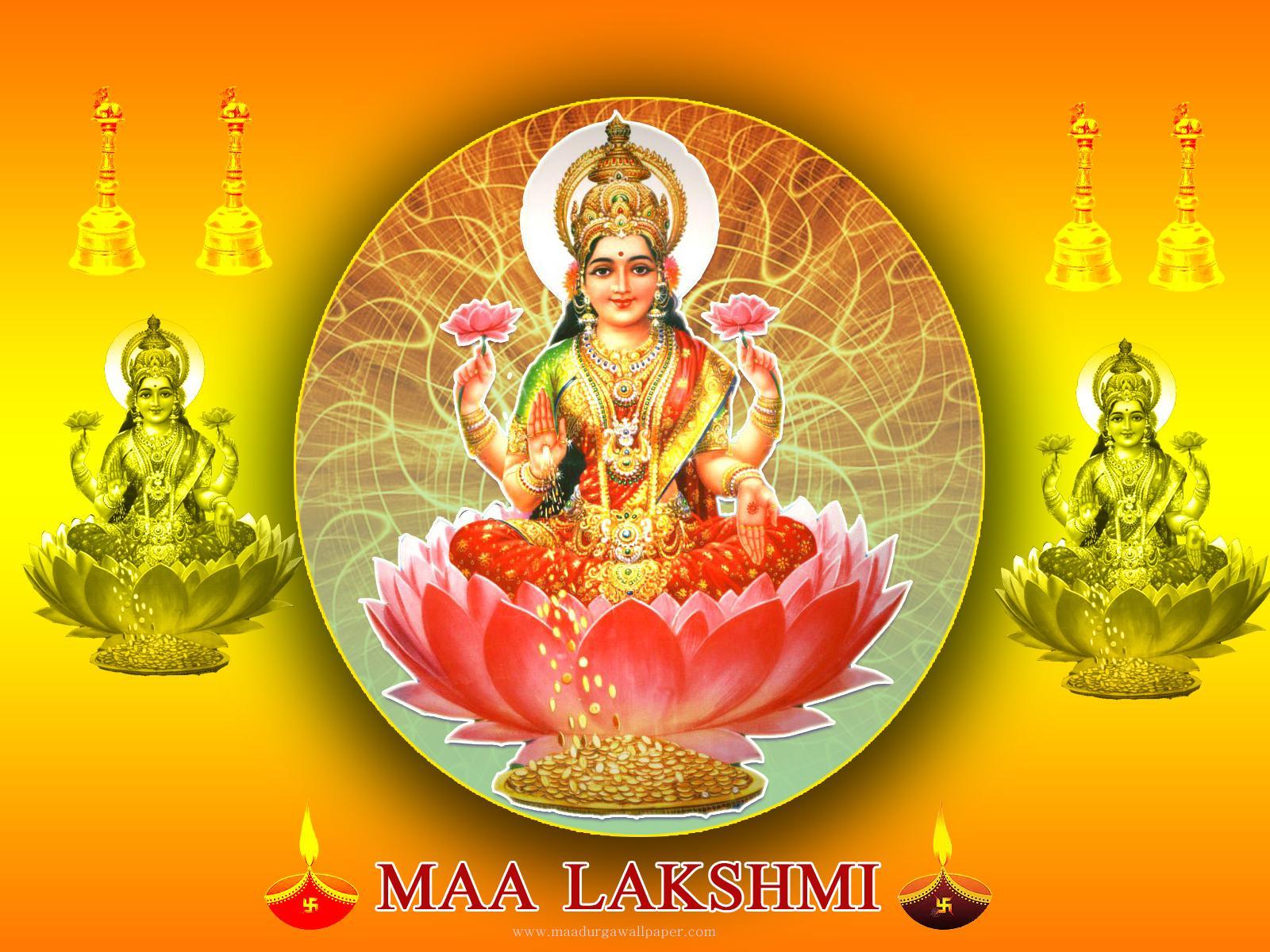Mahalakshmi Hd Greetings For WhatsApp