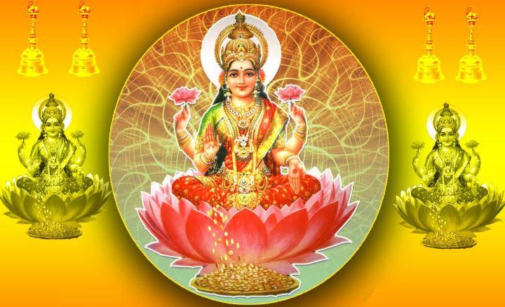 Mahalakshmi Hd Greetings