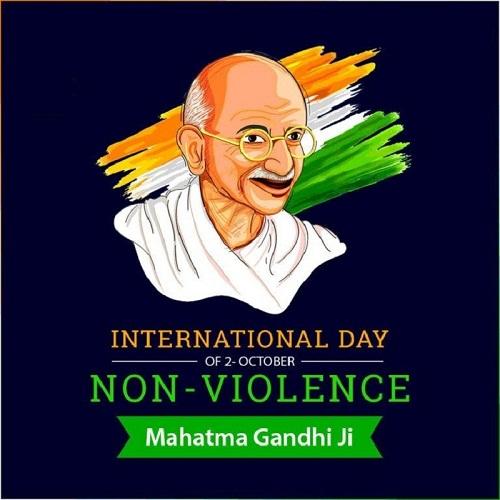 Mahatma Gandhi Hd Greetings Free Download