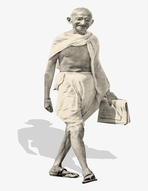 Mahatma Gandhi Hd Images For Facebook