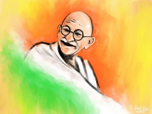 Mahatma Gandhi Hd Photos 2019