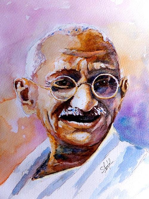 Mahatma Gandhi Hd Photos Free Download