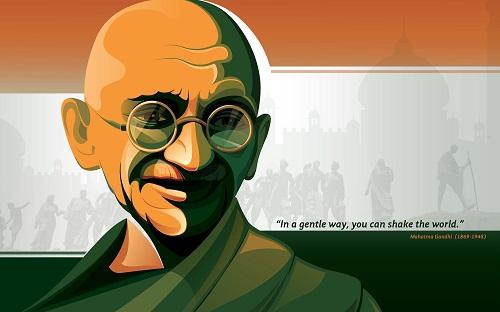 Mahatma Gandhi Hd Photos