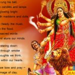 Navratri Poems in English