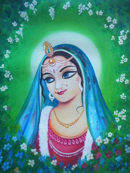 Radh Rani Hd Images