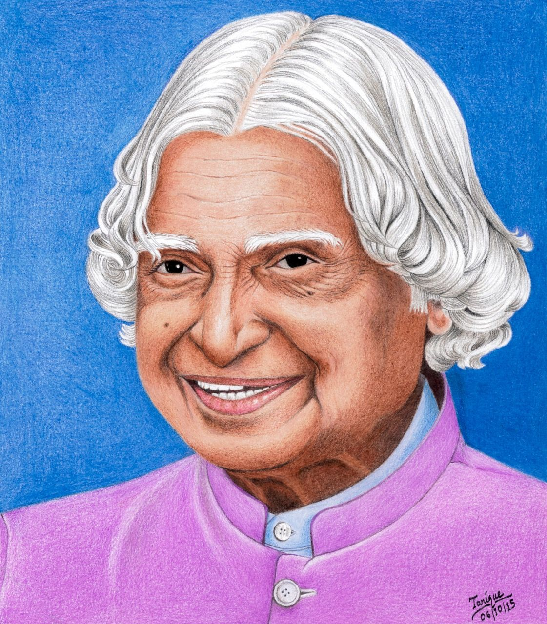 A. P. J. Abdul Kalam Hd Wallpaper For Facebook