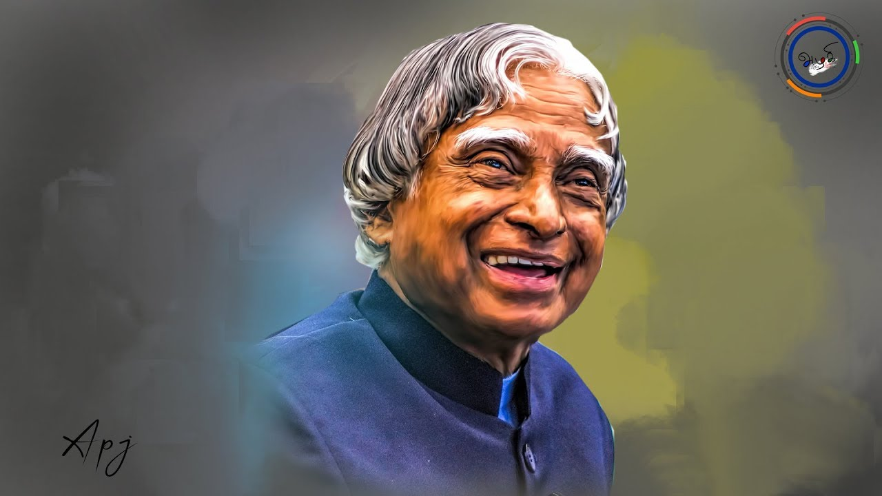 A. P. J. Abdul Kalam Hd Wallpaper For WhatsApp