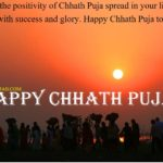 Chhath Puja Status In English