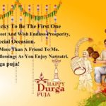 Durga Puja Messages In English