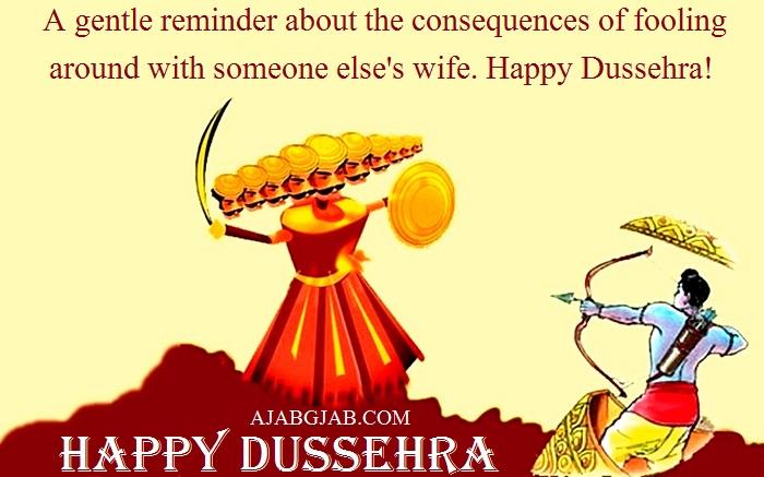 Dussehra Status 2019 In English
