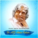 Happy Abdul Kalam Jayanti Hd Images