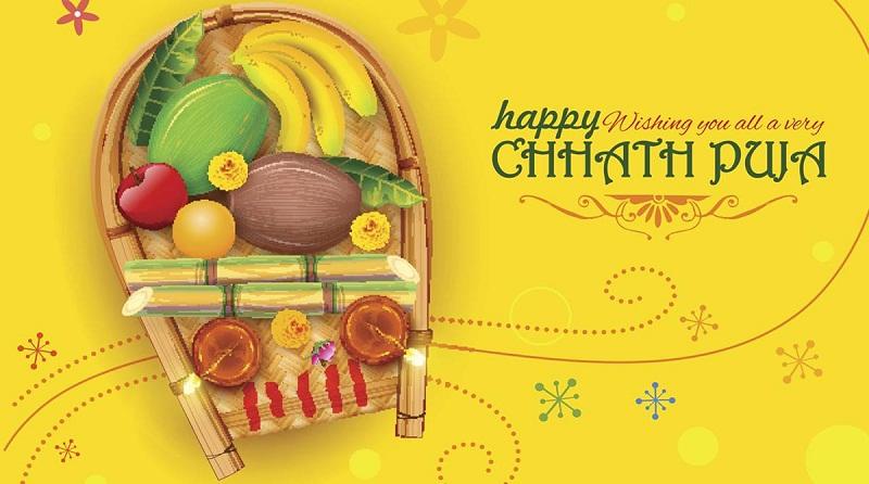 Happy Chhath Puja 2019 Greetings