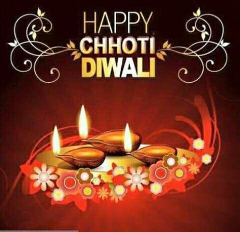 Happy Choti Diwali 2019 Hd Greetings
