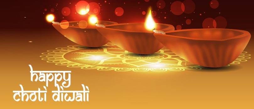 Happy Choti Diwali 2019 Hd Wallpaper Free Download