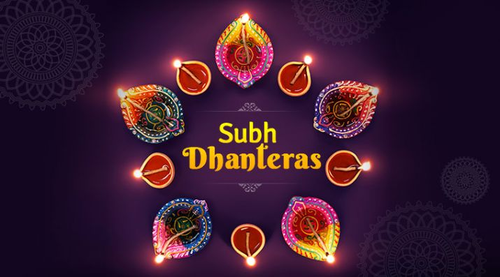 Happy Dhanteras 2019 Hd Wallpaper Free Download