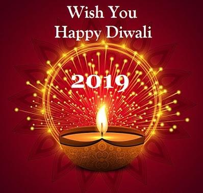 Happy Diwali 2019 Hd Greetings