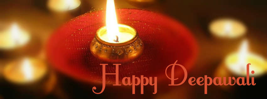 Happy Diwali Facebook Cover Banners