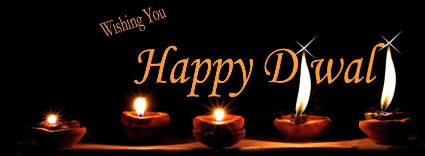 Happy Diwali Facebook Cover Photos Free Download