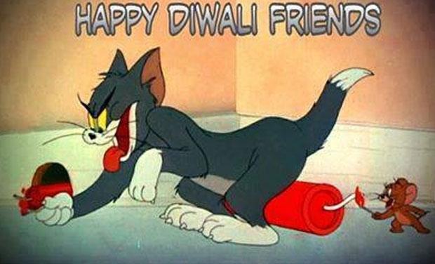 Happy Diwali Funny Pics Free Download