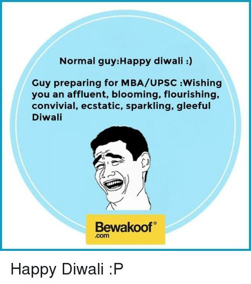 Happy Diwali Funny Wallpaper For Facebook
