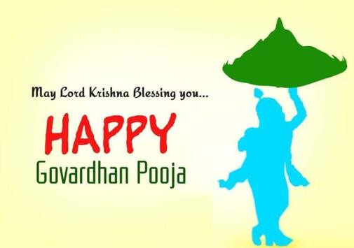 Happy Govardhan Puja 2019 Hd Greetings For Facebook