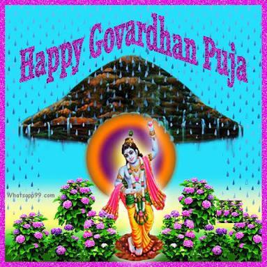 Happy Govardhan Puja 2019 Hd Images For Facebook