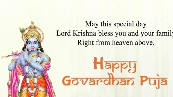 Happy Govardhan Puja 2019 Hd Wallpaper Free Download