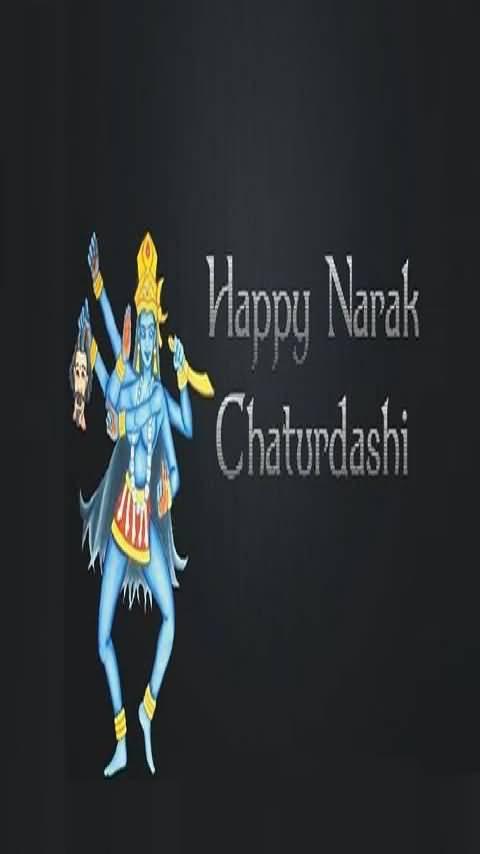 Happy Kali Chaudas Hd Greetings