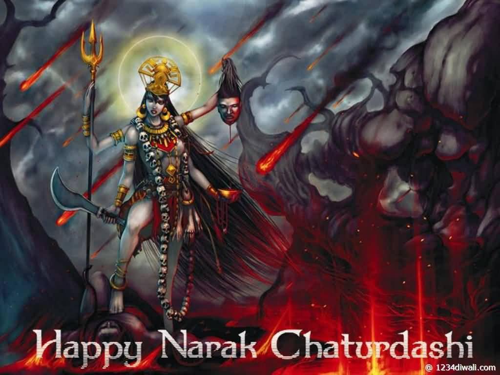 Happy Kali Chaudas Hd Pics