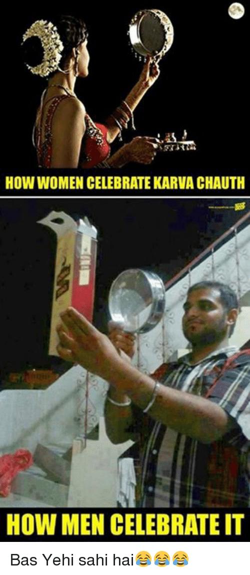Happy Karwa Chauth Memes 2019