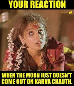 Happy Karwa Chauth Memes Photos