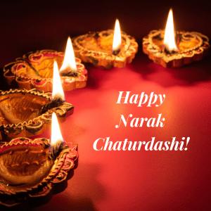 Happy Narak Chaturdashi Hd Images For Mobile