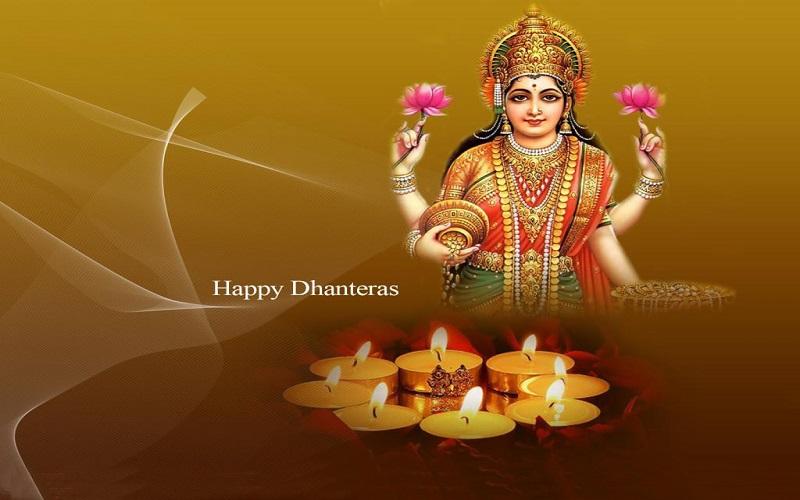 Latest Happy Dhanteras 2019 Hd Greetings