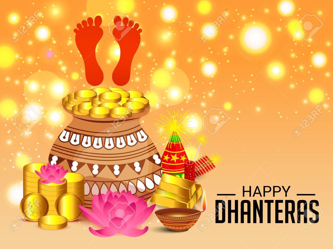 Latest Happy Dhanteras 2019 Hd Pics