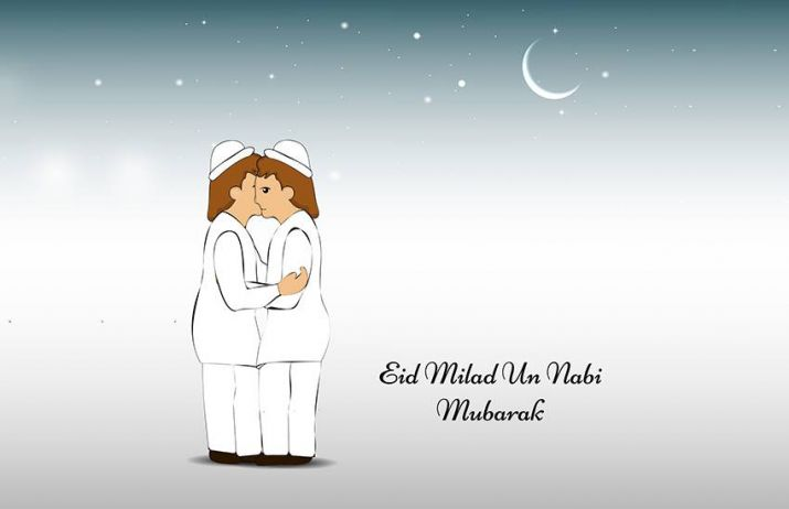 Eid Milad-un-Nabi Wishes In English