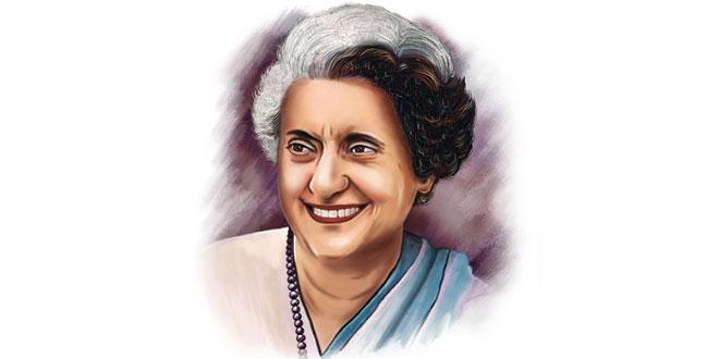 Indira Gandhi Hd Images For WhatsApp
