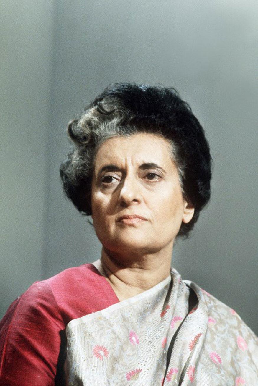 Indira Gandhi Hd Photos