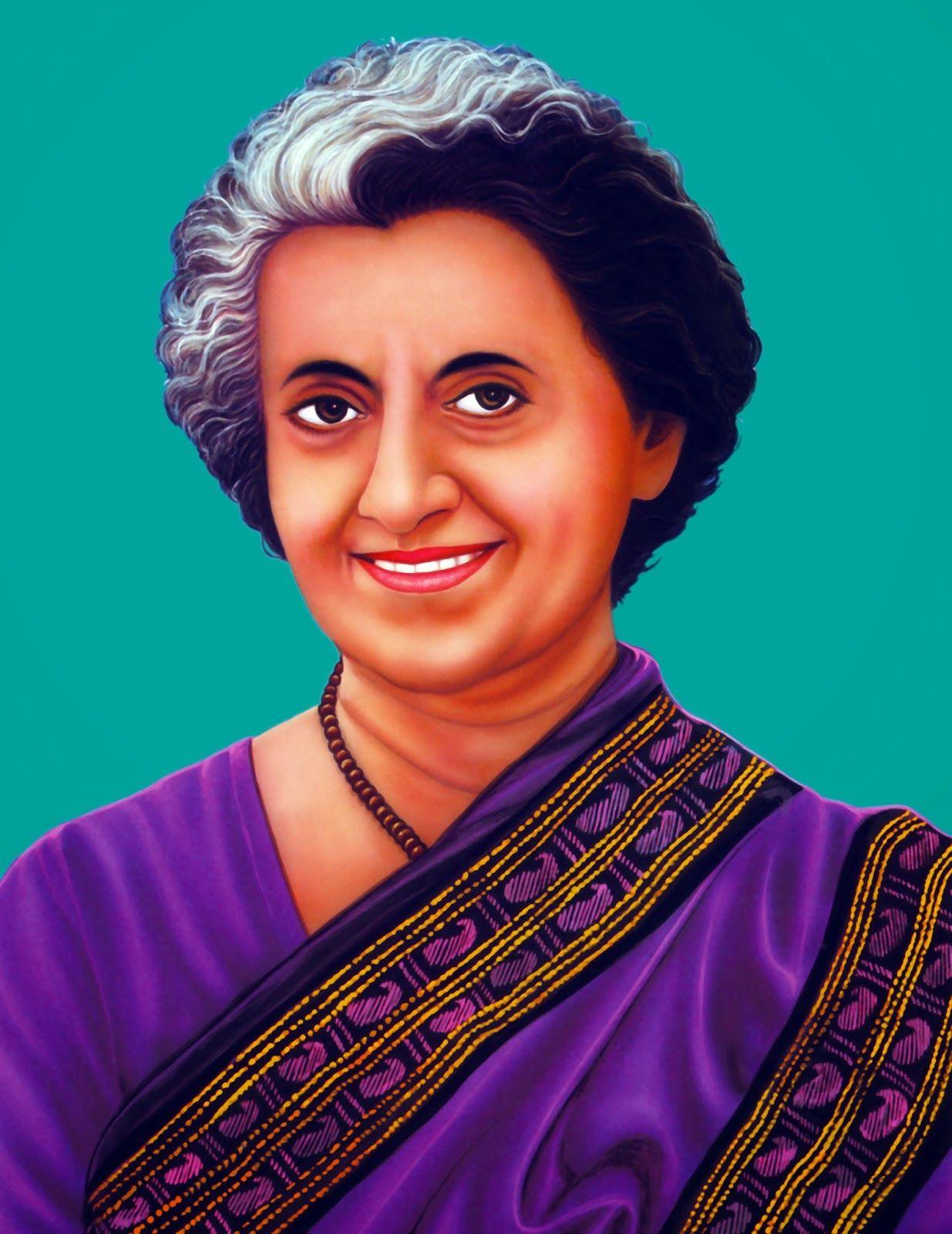 Indira Gandhi Hd Pictures