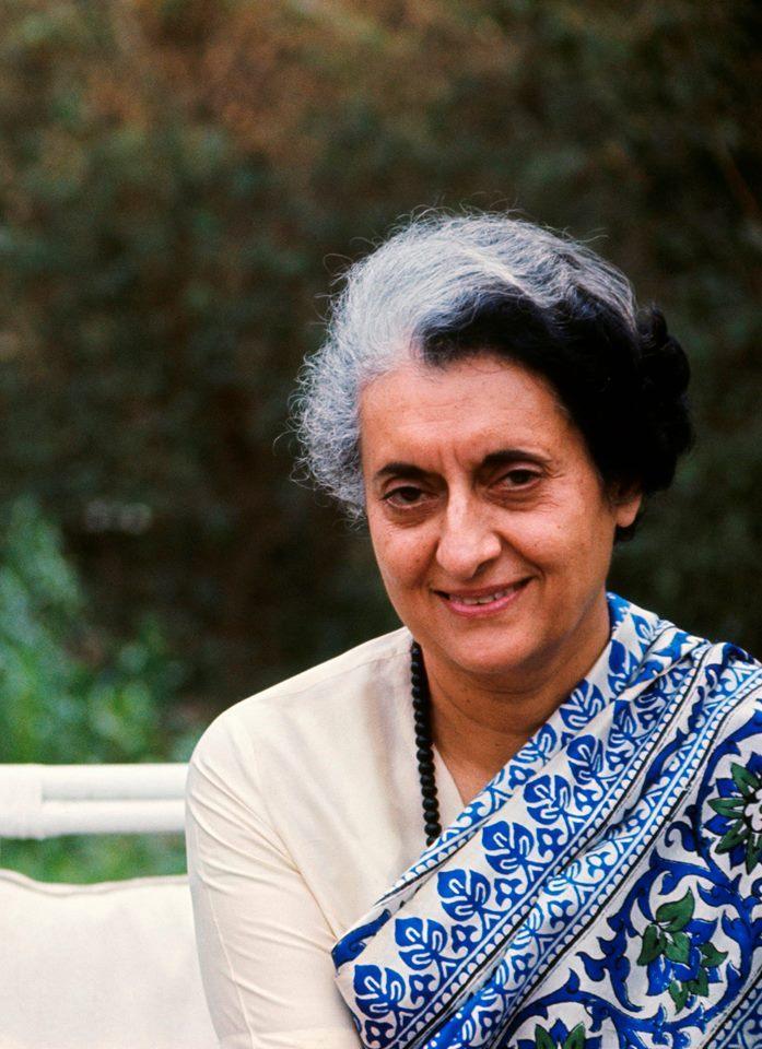 Indira Gandhi Hd Wallpaper Free Download