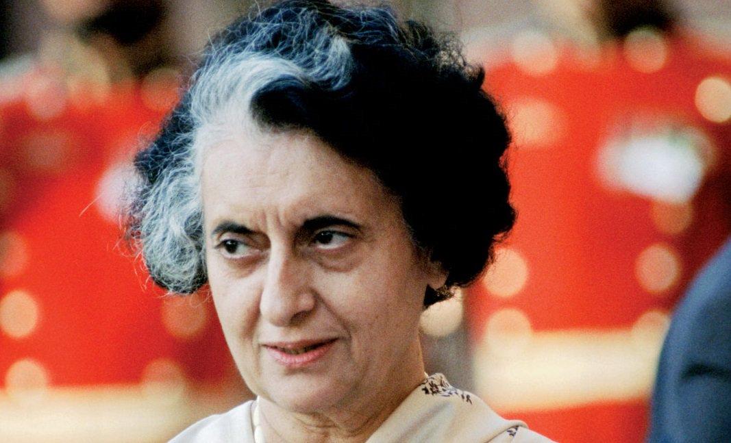 Indira Gandhi Poems In Hindi