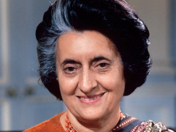 Indira Gandhi Quotes in English