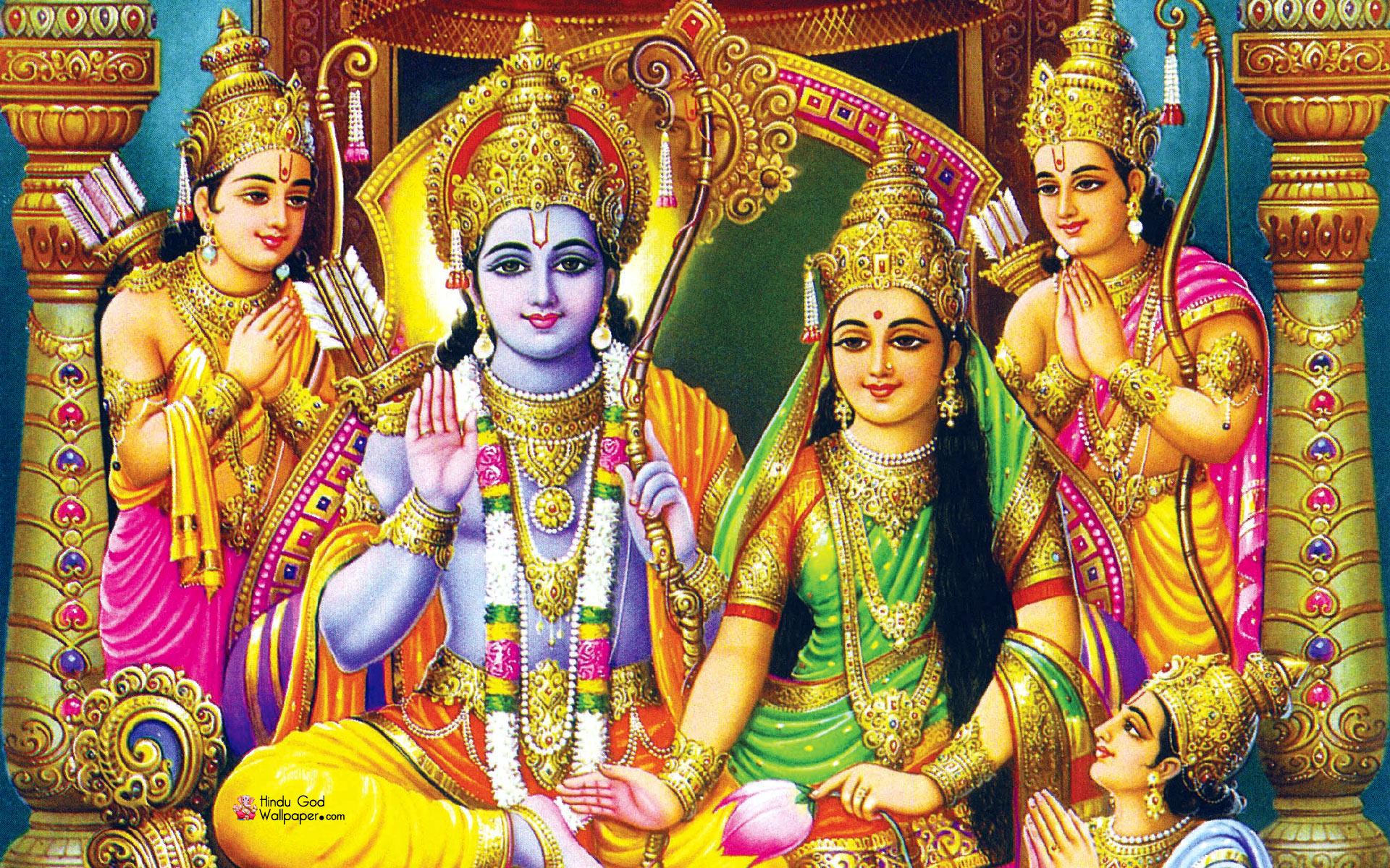 Sita Ram Hd Greetings For WhastApp