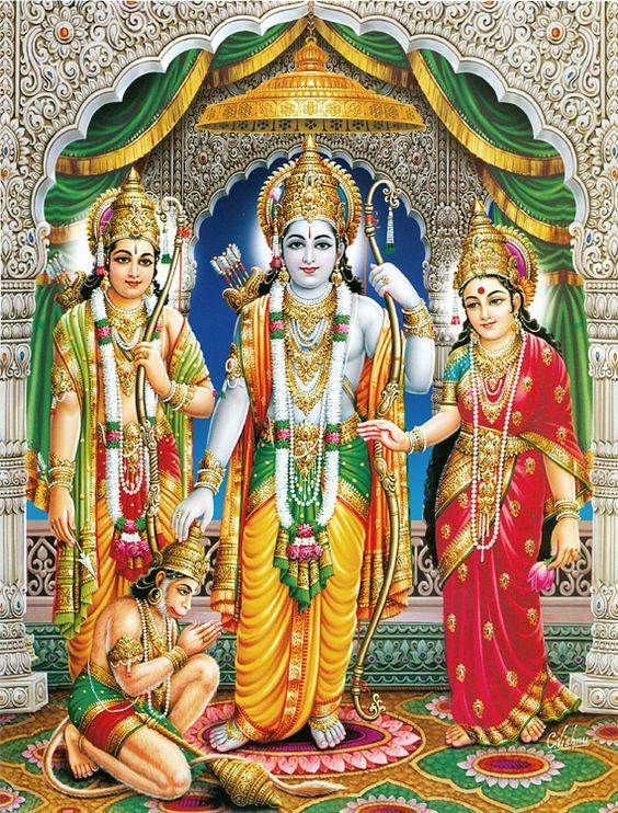 Sita Ram Hd Greetings