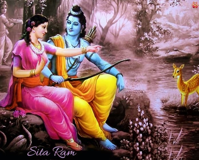 Sita Ram Hd Wallpaper For Facebook