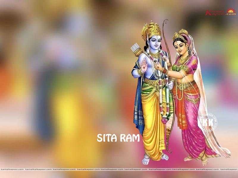 Sita Ram Hd Wallpaper For Mobile